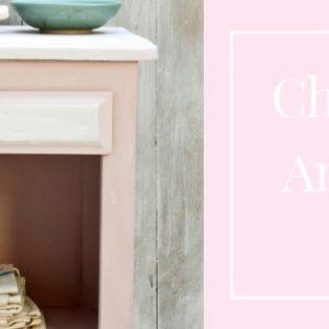 Antoinette – o kolorach Annie Sloan!