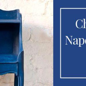 Napoleonic Blue – o kolorach Annie Sloan!