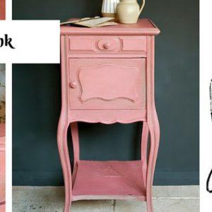 Scandinavian Pink – o kolorach Annie Sloan!