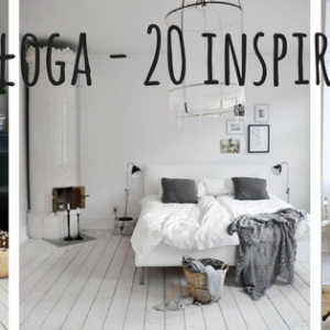 Bielona podłoga – 20 inspiracji