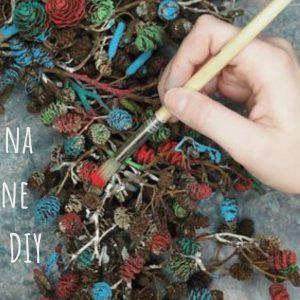 Pomysły na świąteczne stylizacje DIY